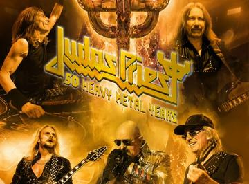 Release Athens: Judas Priest + Cradle Of Filth, The Dead Daisies