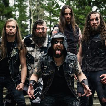 RAVENOUS TO RECORD LIVE DVD AT HUBRIS ALBUM RELEASE SHOWS IN EDMONTON AND CALGARY