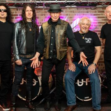 UFO TO PLAY LAST-EVER CONCERT IN OCTOBER 2022