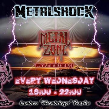 METALSHOCK RADIO SHOW 14/7/2021 PLAYLIST