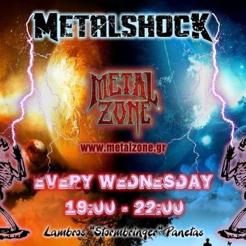 METALSHOCK RADIO SHOW 28/10/2020 PLAYLIST