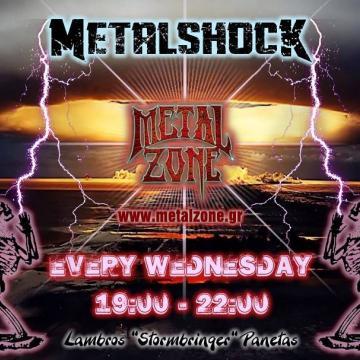 METALSHOCK RADIO SHOW 4/3/2020 PLAYLIST
