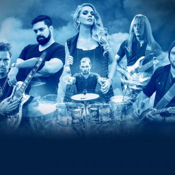 """LOST SYMPHONY RELEASE MUSIC VIDEO FOR """"ACCEPTANCE"""" FEAT. ALEX SKOLNICK, ANGEL VIVALDI AND RICHARD SHAW"""