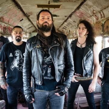 """NIGHT COBRA TO RELEASE DAWN OF THE SERPENT ALBUM IN FEBRUARY; """"THE SERPENT'S KISS"""" SINGLE STREAMING"""