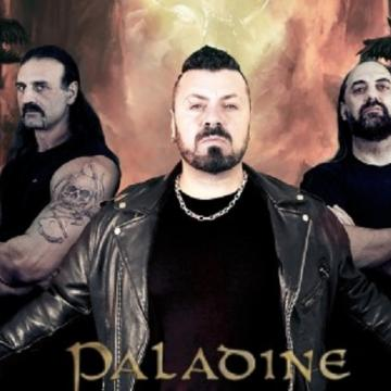 PALADINE: LYRIC VIDEO ΜΕΣΑ ΑΠΟ ΤΟΝ ΝΕΟ ΤΟΥΣ ΔΙΣΚΟ
