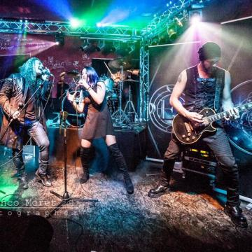 ETERNAL IDOL - PART WAYS WITH VOCALIST, INTRODUCE REPLACEMENT