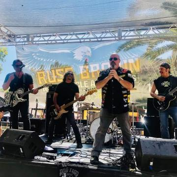 WARRIOR REUNITES TO CELEBRATE LIFE OF FALLEN BASSIST ROBB FARR; LIVE VIDEO STREAMING