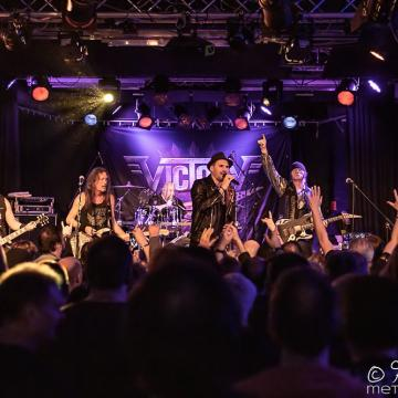 GERMAN HARD ROCK VETERANS VICTORY TO RELEASE FIRST NEW ALBUM IN 10 YEARS, 'GODS OF TOMORROW'
