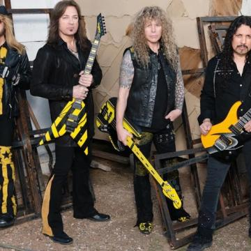 "STRYPER: ΑΚΟΥΣΤΕ ΤΟ ΝΕΟ SINGLE ""MAKE LOVE GREAT AGAIN"""
