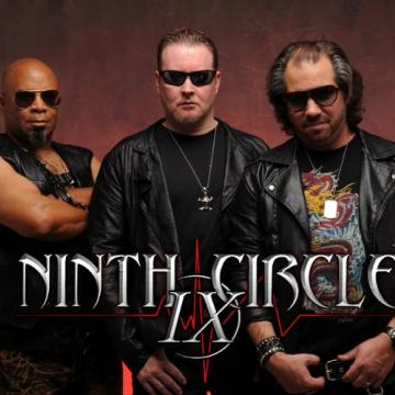 "NINTH CIRCLE: NEO ALBUM ME ΤΙΤΛΟ ""ΕCHO BLACK"""