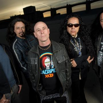 ARMORED SAINT TO RELEASE 'SYMBOL OF SALVATION LIVE' CD/DVD IN OCTOBER