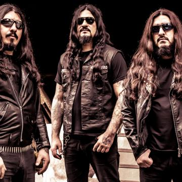 """KRISIUN UPLOADS NEW MUSIC VIDEO """"SCOURGE OF THE ENTHRONED""""; RE-SIGNS WITH CENTURY MEDIA"""