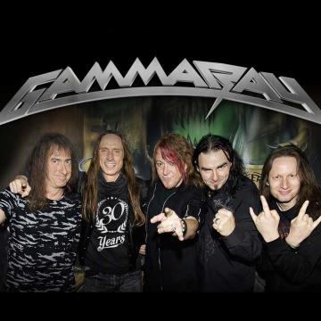 """GAMMA RAY RELEASE OFFICIAL LIVE VIDEO FOR """"HEADING FOR TOMORROW"""" FEAT. RALF SCHEEPERS"""