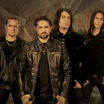 """LORDS OF BLACK PREMIER """"BOUND TO YOU"""" MUSIC VIDEO"""