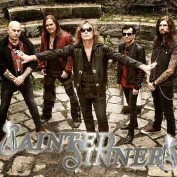 SAINTED SINNERS ANNOUNCE NEW ALBUM TASTE IT
