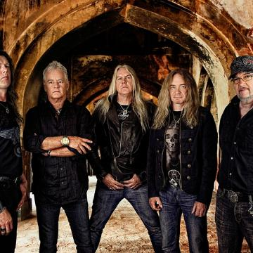 SAXON'S NEW ALBUM IS FINISHED: 'IT'S HEAVY AND MELODIC', SAYS BIFF BYFORD