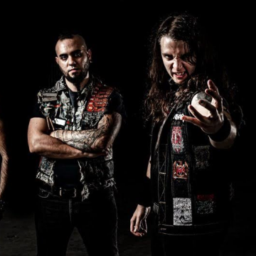 """Sect of Faceless"" video from the Italian thrash metal band REVERBER"