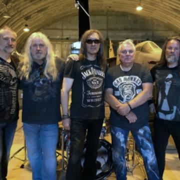 "British metal legends TOKYO BLADE to release new album ""Dark Revolution"" in May"