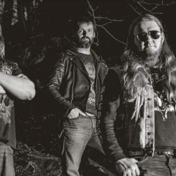 """Runemaster signs with Rafchild Records for CD / LP Release of """"Wanderer"""""""