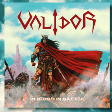 "VALIDOR – ""Stealer Of Souls"" από το άλμπουμ ""In Blood In Battle"", by Symmetric Records."