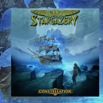 """STARGAZERY has released a new lyric video for the song """"Constellation"""""""