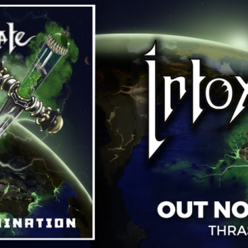 Thrash-Metal from Sweden by Intoxicate