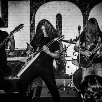 Debut Album Release for the Thrash Metal band Instigator