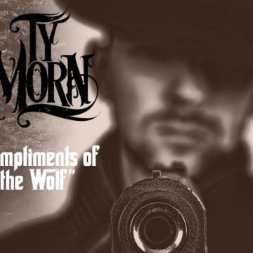 Ty Morn releases new single 'Compliments of the Wolf'