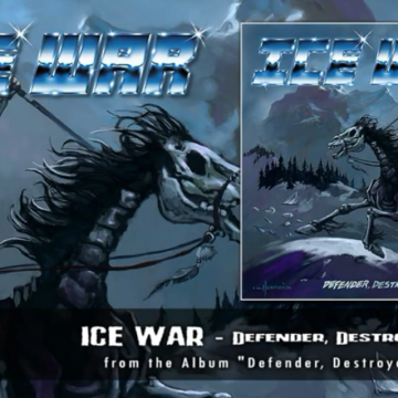 Speed/heavy metal from Canada- Ice War