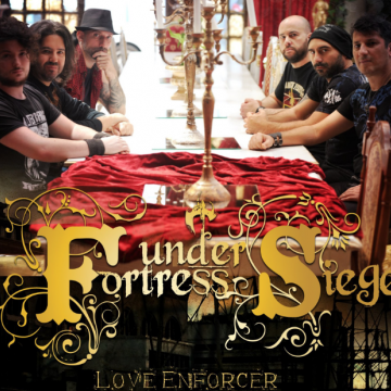 New Single And Music Video by the Greeks FORTRESS UNDER SIEGE