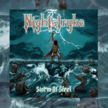 "NIGHTSTRYKE ""Storm Of Steel"" on Skol Records"