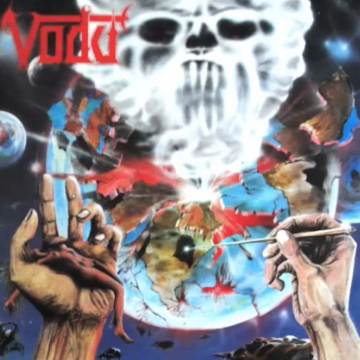 "VODU - ""The Final Conflict"" LP  on Lost Realm Records"