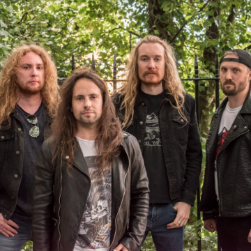 "TOLEDO STEEL announce second studio album ""Heading For The Fire"", release new lyric video"