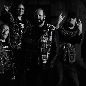 STORMHUNTER  from Germany - New  EP release via G.U.C.