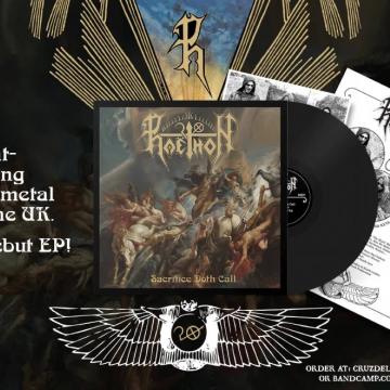 Phaëthon- Ancient Sounding Heavy Metal from the UK
