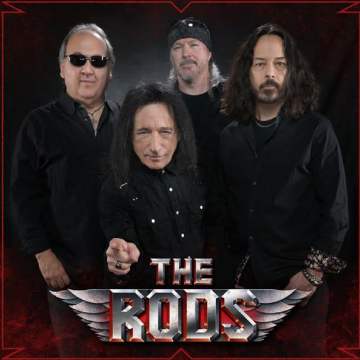 THE RODS to collaborate with High Roller Records on 40th Anniversary Re-issues