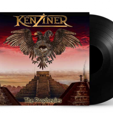 "KENZINER - ""The Prophecies"" - Limited Doublevinyl Edition - officially released"