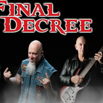 LA's thrashers FINAL DECREE release their debut single