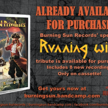 Wild Privateers - a new Running Wild tribute album is out now