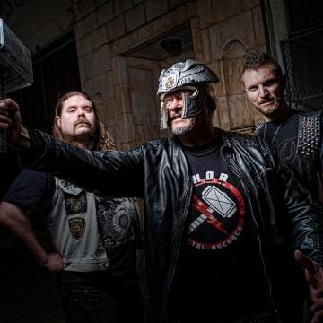 """THOR DEBUTS MUSIC VIDEO FOR """"WE FIGHT FOREVER"""" FEAT. FORMER ANTHRAX SINGER NEIL TURBIN"""
