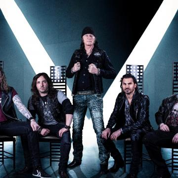 VICTORY FEAT. FORMER ACCEPT GUITARIST HERMAN FRANK TO RELEASE GODS OF TOMORROW ALBUM IN NOVEMBER