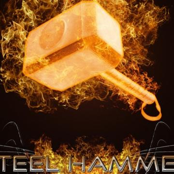 "STEEL HAMMER: NEO ALBUM ME TITΛΟ ""RISE OF THE DRAGON"""