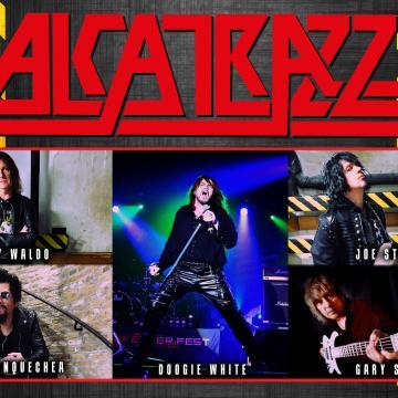 "ALCATRAZZ TO RELEASE NEW ALBUM, V, IN OCTOBER; ""SWORD OF DELIVERANCE"" MUSIC VIDEO STREAMING"
