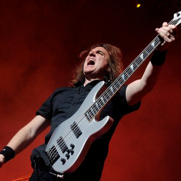 DAVID ELLEFSON TEASES HIS FIRST POST-MEGADETH PROJECT THE LUCID