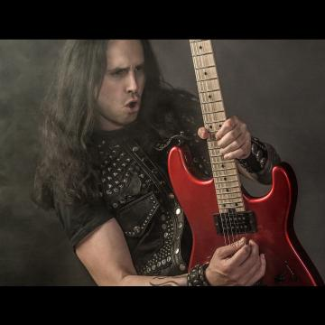"""GUS G. DEBUTS """"INTO THE UNKNOWN"""" MUSIC VIDEO"""