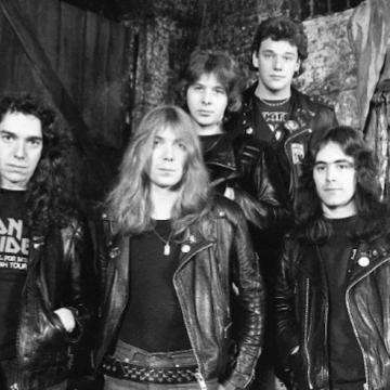 """IRON MAIDEN: PICTURE-DISC EΠΑΝΕΚΔΟΣΗ ΤΟΥ """"ΙRON MAIDEN"""""""