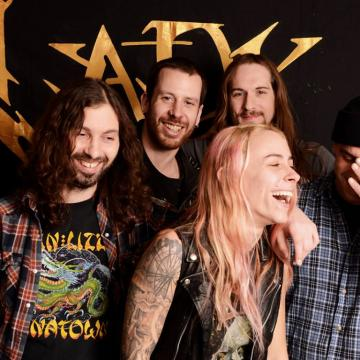 """LADY BEAST RELEASE NEW EP """"OMENS"""""""