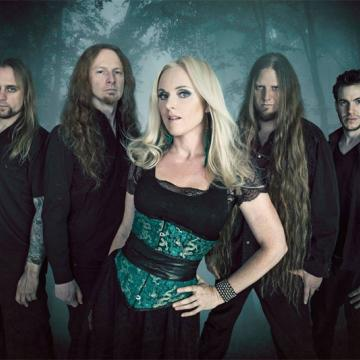 """LEAVES' EYES DEBUT """"BLAZING WATERS"""" LIVE VIDEO FROM UPCOMING RELEASE THE LAST VIKING - MIDSUMMER EDITION"""
