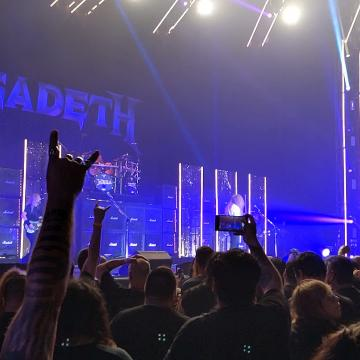 MEGADETH MAKES SETLIST CHANGES FOR SECOND CONCERT OF 'THE METAL TOUR OF THE YEAR