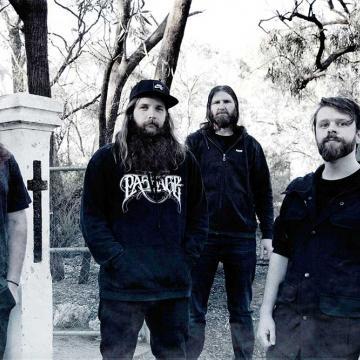 AUSTRALIAN DEATH/DOOM METALLERS THE MALEDICT RELEASED THEIR SECOND ALBUM
